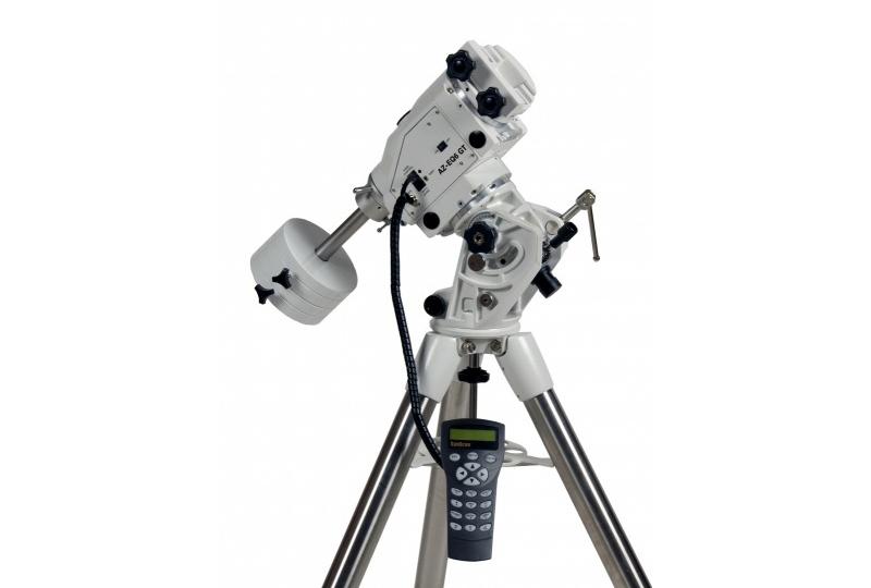 Neues teleskop auf dem roque wochenblatt