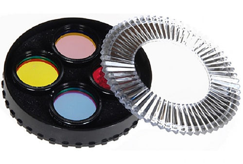 "Sky-Watcher - L-RGB CCD Filter Set (1.25"")"